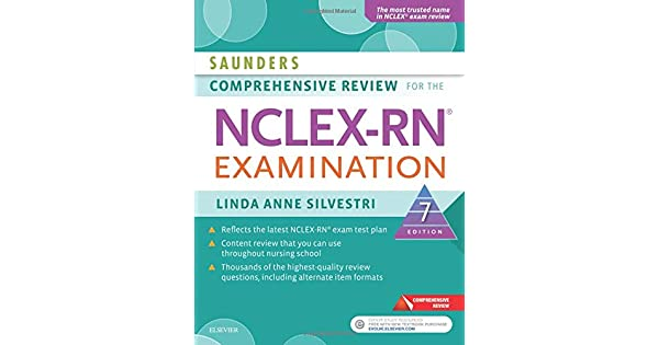 Amazon.com: Saunders Comprehensive Review for the NCLEX-RN ...