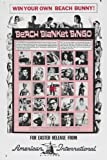 Beach Blanket Bingo POSTER Movie (27 x 40 Inches - 69cm x 102cm) (1965) (Style B)
