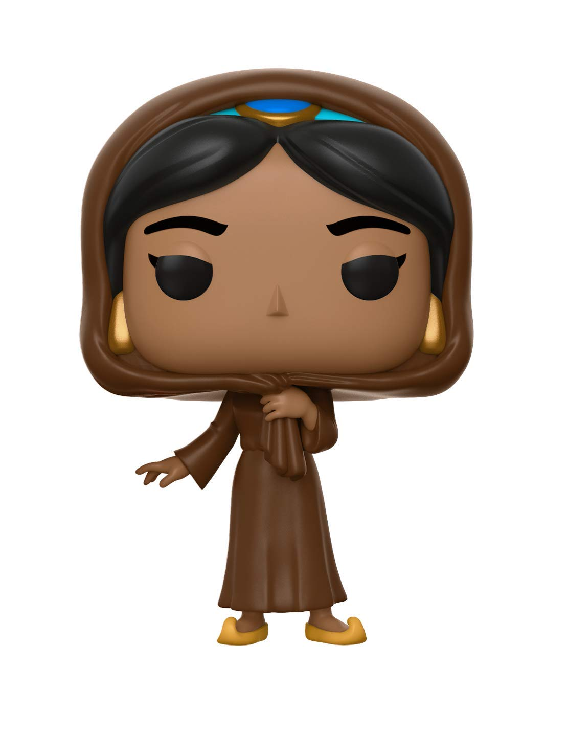 Funko Pop! Disney Jasmine Aladdine disguise Disfraz