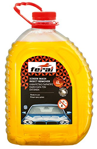 Feral Windshield Washer anti-insecte: