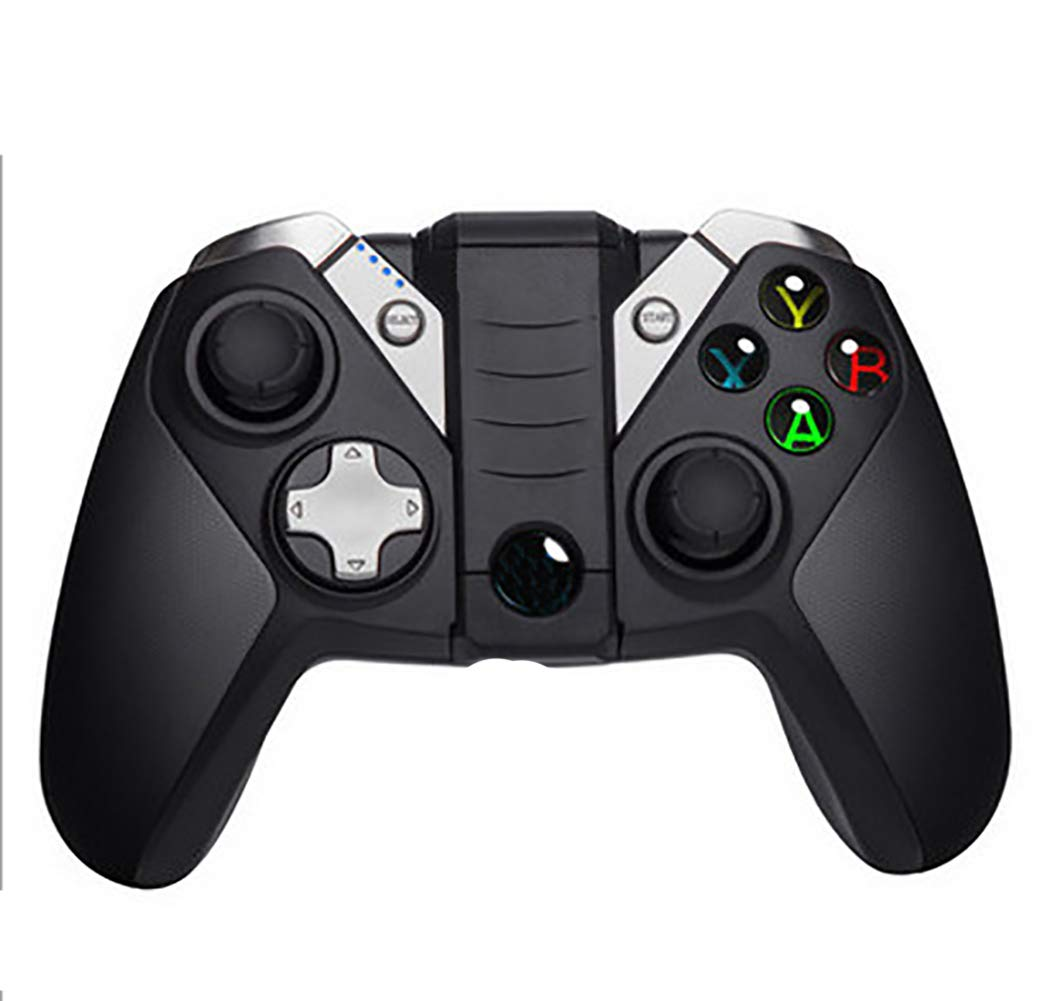 G4 Mobile Phone Bluetooth Game Controller Android / IOS / PC Custom Buttons And Vibration ( Design : Hardcover ) mzq-yq