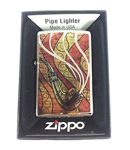 zippo lighter with pipe insert - 5