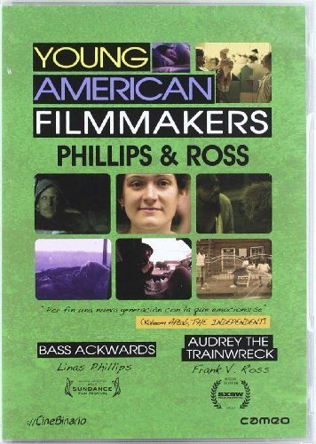 Bass Ackwards / Audrey the Trainwreck - 2-DVD Set ( Audrey the Train wreck ) [ NON-USA FORMAT, PAL, Reg.0 Import - Spain ] by Linas Phillips