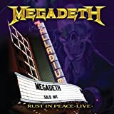 Megadeth: Rust in Peace Live [Dvd/Shm] (Audio CD)