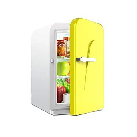 Mini refrigerador 16L auto refrigerador auto/congelador doméstico ...