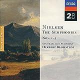 Nielsen: Symphonies no 1-3 / Blomstedt, San Francisco Symphony Orchestra