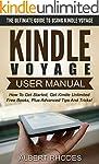 Kindle Voyage User Manual: The Ultima...