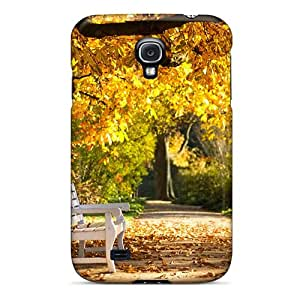 Series Skin Case Cover For Galaxy S4(sunny Autumn Day)