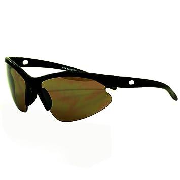 Amazon.com: Suntech 10358 – Gafas de sol con lentes de marco ...