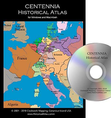Software : Centennia Historical Atlas