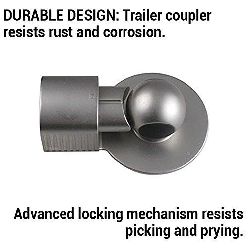 Buy trailer ball hitch lock