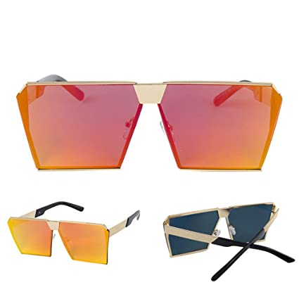 DESESHENME Mens Womens Caminante Gafas de Sol polarizadas de ...
