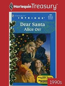 Dear Santa (Secret Santa)