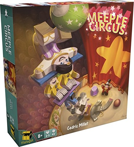 Meeple Circus by Surfin Meeple