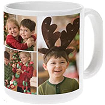 Design Your Personalized Photo Coffee Mug - Upload your logo or photo to create your custom mug