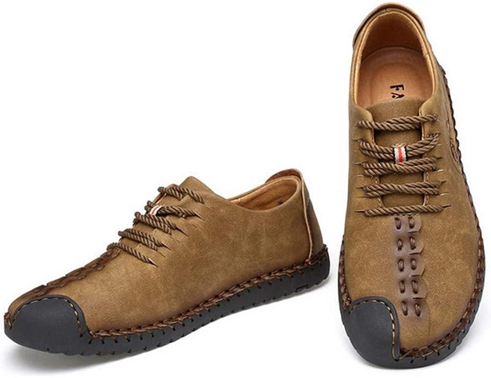 M/ännliche Loafers Guten Abrieb komfortabel langlebige Qualit/ät Split Leder Mann gelegenheitsschuhe