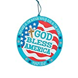 Bargain World Patriotic Faith Sign Craft Kit (With Sticky Notes)