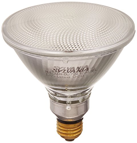 Sylvania 16591-70PAR38/HAL/IR/NFL25/DL PAR38 Halogen Light Bulb