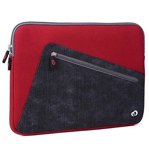 ack Universal Case Sleeve W/Accessory Pocket fits 12.3-inch-13.3-inch Android Writing Tablet/eBook Readers/iPads/Digital Notepads/Laptop/Ultrabooks/Chromebooks | Cover ()