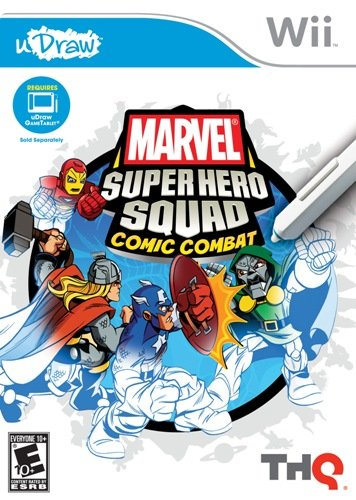 Super Gorilla Child Costumes (uDraw Marvel Super Hero Squad: Comic Combat - Nintendo Wii)