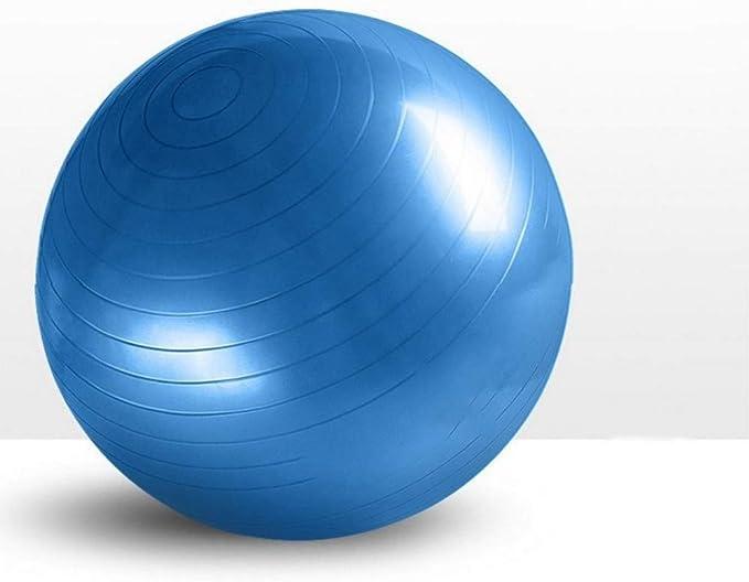 Ssery Balón de Yoga, 55 cm, 65 cm, 75 cm, balón de Ejercicios para ...