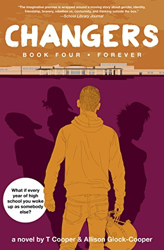 Changers Book Four: Forever