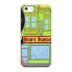 New Design Shatterproof HoFJBwY6292kJkYB Case For Iphone 5c (linda Bob S Burgers Cartoons)