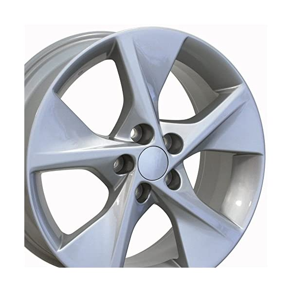 OE-Wheels-18-Inch-Fits-Lexus-ES-GS-HS-IS-LS-RX-SC-Toyota-Avalon-Camry-Matrix-Prius-V-Rav4-Sienna-Camry-Style-TY12-Painted-Silver-18×75-Rim-Hollander-69505