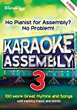 No Pianist for Assembly? No Problem! Karaoke Assembly 3 - 3 DVD Set