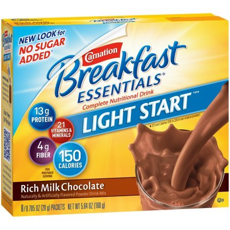 Carnation Breakfast Essentials Drink Mix, Rich Milk Chocolate (Pack of 36) by Generic (Image #1)