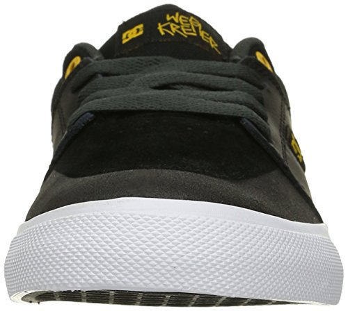 free shipping best wholesale DC Men's Wes Kremer Skateboarding Shoe Black/Grey/Yellow for sale discount sale real online geniue stockist cheap online rYcpv7