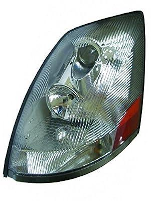 Volvo 04 - 15 VT Truck 800 830 880 Chrome Head Light Left Driver Side
