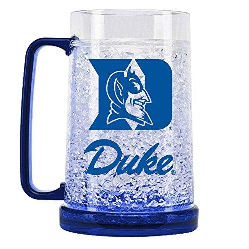 NCAA Duke Blue Devils 16oz Crystal Freezer Mug ()