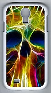 Samsung Galaxy S4 Case Customized Unique Cool Skull 06 Cover For Samsung Galaxy S4 I9500
