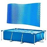 Aadiju Solar Covers Rectangular Pool Cover