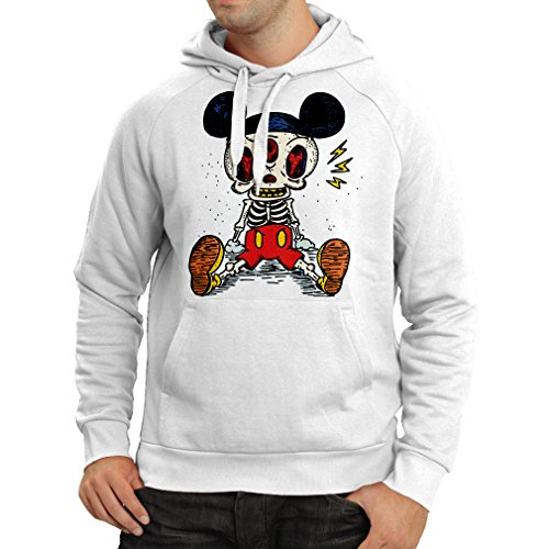 Hoodie Mouse Skeleton Halloween Party Outfits Trick or