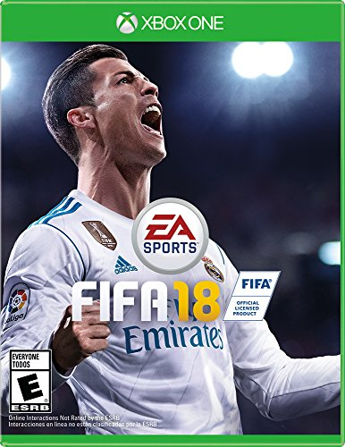 FIFA 18 Standard Edition - Xbox One (Capture One Express)