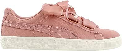 Puma - Zapatillas de ante para mujer