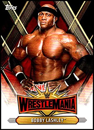 Amazoncom 2019 Topps Road To Wrestlemania Wrestlemania 35 Roster