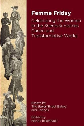 Femme Friday   Celebrating The Women In The Sherlock Holmes Canon And Transformative Works  B W