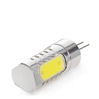 Greenice | Bombilla de LEDs G4 3 X COB 4,5W 250Lm 30.000H |