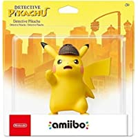 Nintendo Amiibo - Detective Pikachu - 3DS - Nintendo 3DS Limited Edition