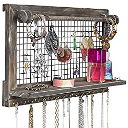 Image of the product Rustic Jewelry Organizer that is listed on the catalogue brand of SoCal Buttercup.