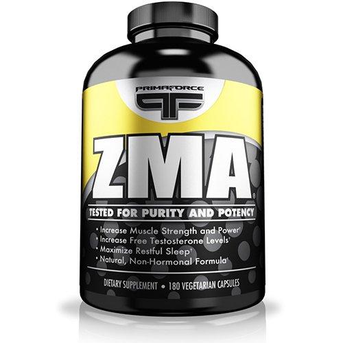 Primaforce ZMA, 180 Vegetarian Capsules