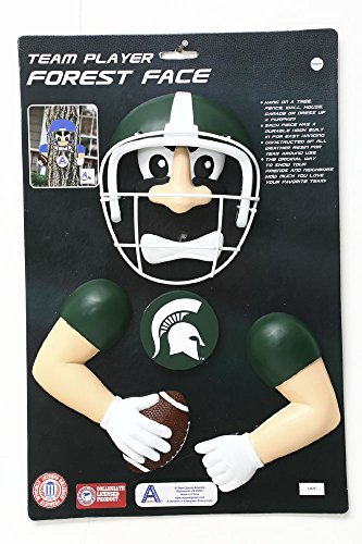 NCAA Player Tree Face Statue NCAA Team: Michigan State