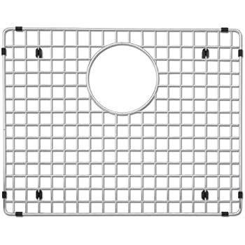 Perfect Blanco 516271 Sink Grid, Fits Precision 16 Inch Sinks , Stainless Steel