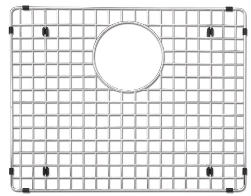 (Blanco 516271 Sink Grid, Fits Precision 16-Inch sinks, Stainless Steel)