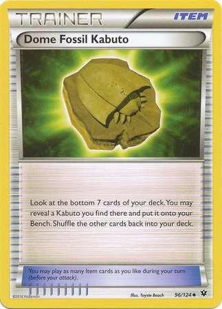 Dome Fossil | Twitch Plays Pokémon Wiki | FANDOM powered by Wikia