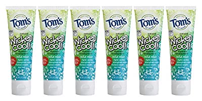 Tom's of Maine Anticavity Fluoride Children's Toothpaste from Tom's of Maine