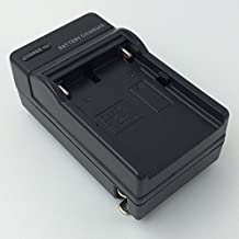 HZQDLN Portable AC NP-FM500H Battery Charger BC-VM10 for SONY ? (alpha) DSLR-A350 350 Digital Camera